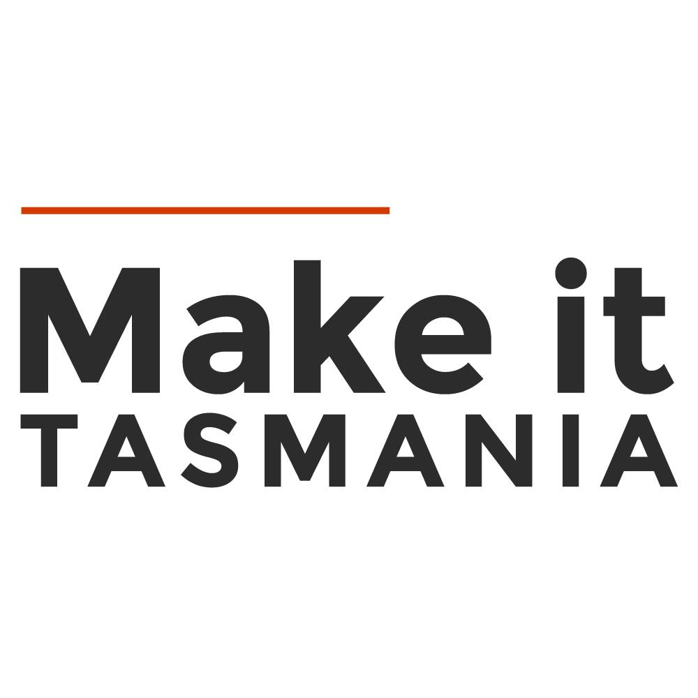 Logo for Make it Tasmania