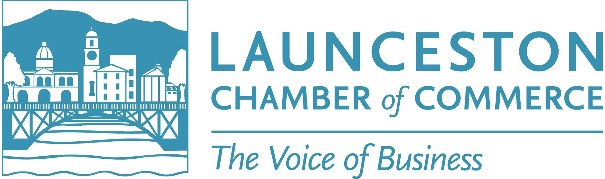 Logo of the Launceston Chamber of Commerce